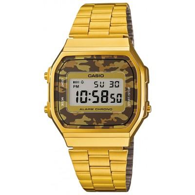 Часы CASIO A-168WEGC-5E