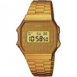 Часы CASIO A-168WG-9B