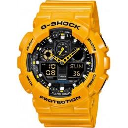 Часы CASIO GA-100A-9A