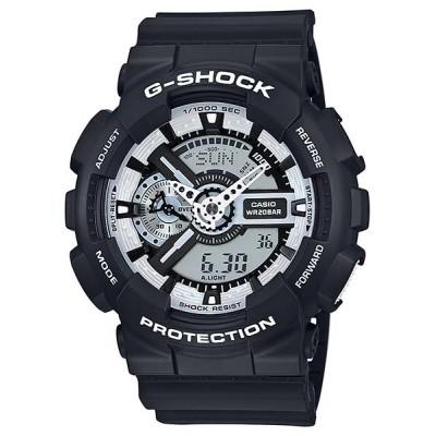 Часы CASIO GA-110BW-1A
