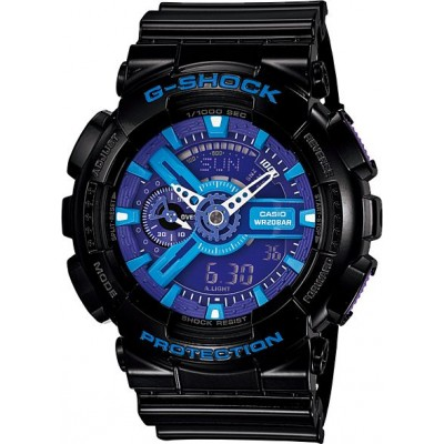 Часы CASIO GA-110HC-1A
