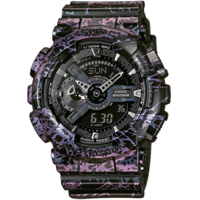 Часы CASIO GA-110PM-1A
