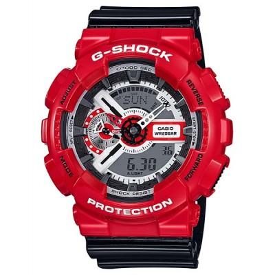 Часы CASIO GA-110RD-4A