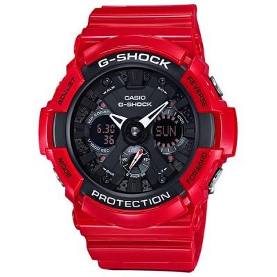 Часы CASIO GA-201RD-4A