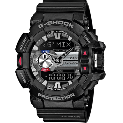 Часы CASIO GBA-400-1A
