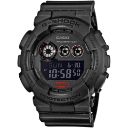 Часы CASIO GD-120MB-1E