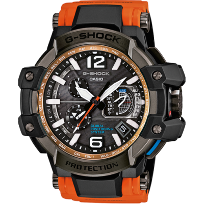 Часы CASIO GPW-1000-4A