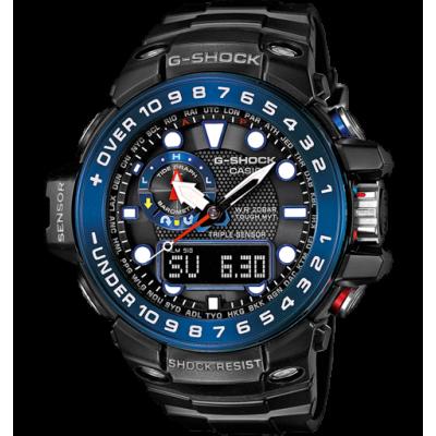 Часы CASIO GWN-1000B-1B