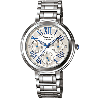 Часы CASIO SHE-3034D-7A