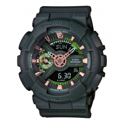 Часы CASIO GMA-S110CM-3A