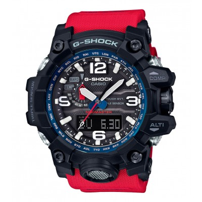 Часы CASIO GWG-1000RD-4A