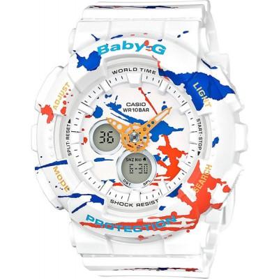 Часы CASIO Baby-G BA-120SPL-7A