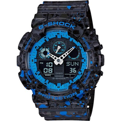 Часы CASIO G-Shock GA-100ST-2A