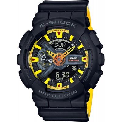 Часы CASIO G-Shock GA-110BY-1A