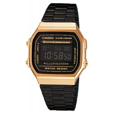 Часы CASIO A168WEGB-1B
