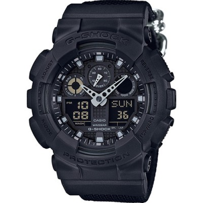 Часы CASIO G-Shock GA-100BBN-1A
