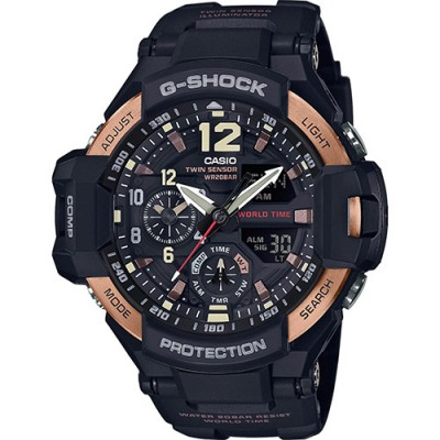 Часы CASIO G-Shock GA-1100RG-1A