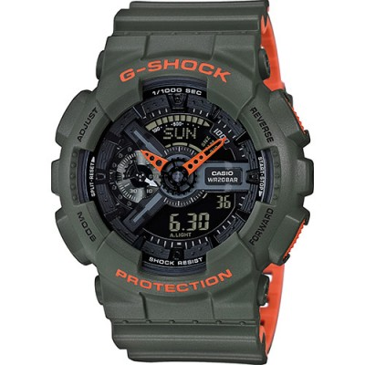 Часы CASIO G-Shock GA-110LN-3A