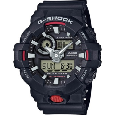 Часы CASIO G-Shock GA-700-1A