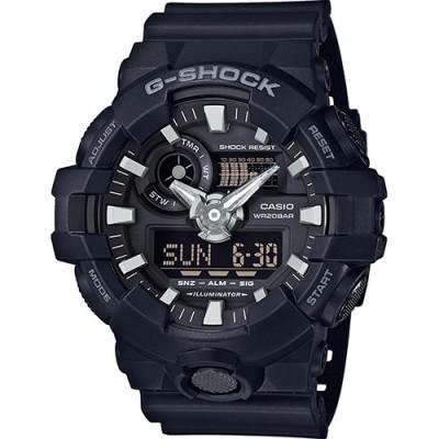 Часы CASIO G-Shock GA-700-1B