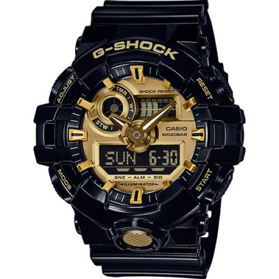 Часы CASIO G-Shock GA-710GB-1A