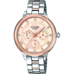 Часы CASIO SHE-3055SPG-4A