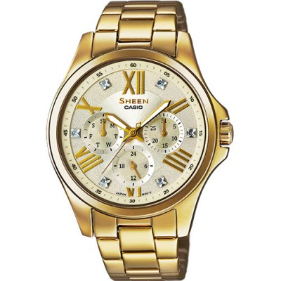 Часы CASIO Sheen SHE-3806GD-9A
