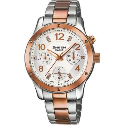 Часы CASIO Sheen SHE-3807SPG-7A