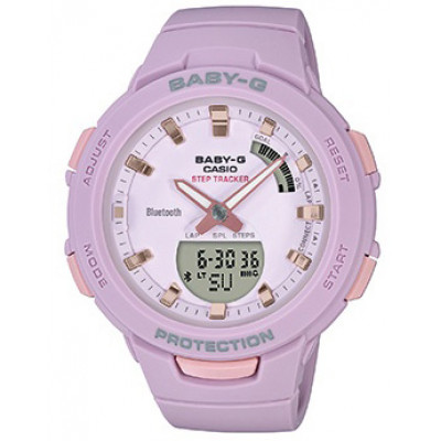Часы CASIO 0 BSA-B100-4A2ER