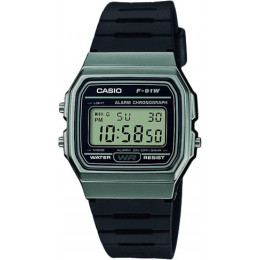 CASIO F-91WM-1B
