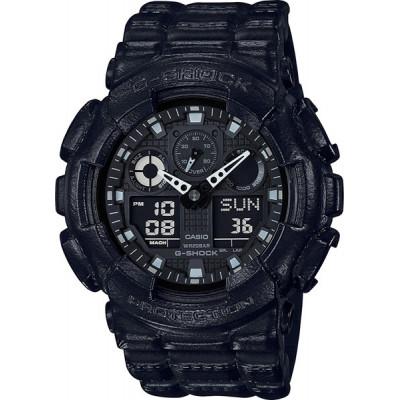 Часы CASIO G-Shock GA-100BT-1A