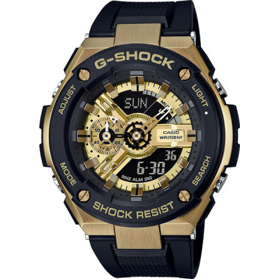 Часы CASIO G-Shock GST-400G-1A9