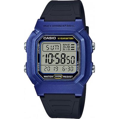 Часы CASIO W-800HM-2AVEF