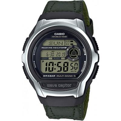 Часы CASIO Wave Сeptor WV-M60B-3A