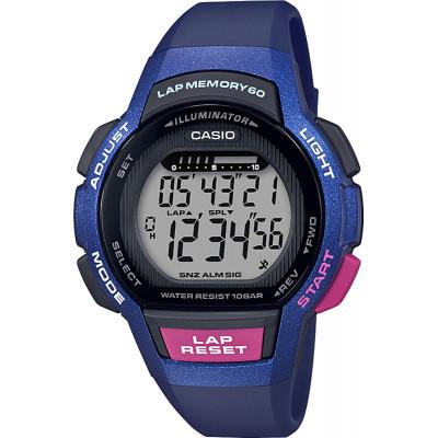 Часы CASIO Collection LWS-1000H-2AVEF