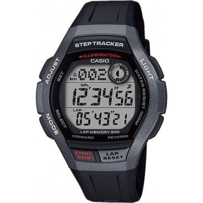 Часы CASIO Collection WS-2000H-1AVEF