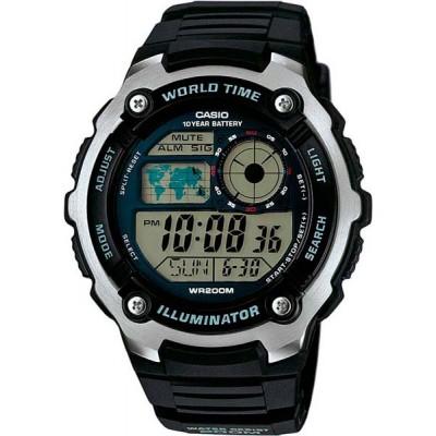 Часы CASIO AE-2100W-1A