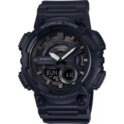 Часы CASIO AEQ-110W-1B