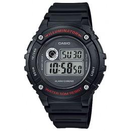 Часы CASIO W-216H-1A