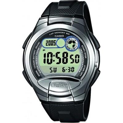 Часы CASIO W-752-1A