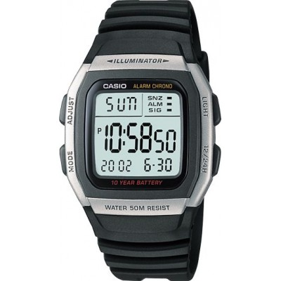 Часы CASIO W-96H-1A