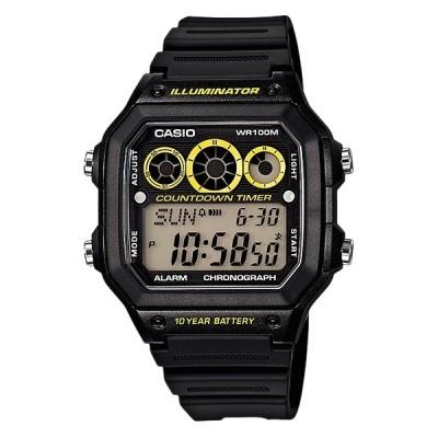Часы CASIO AE-1300WH-1A