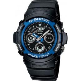 Часы CASIO AW-591-2A