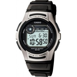 Часы CASIO W-213-1A